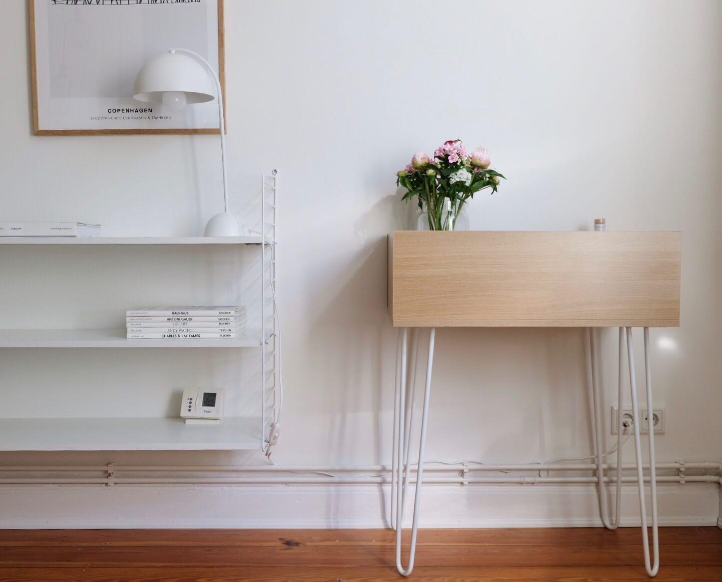 wohn.glück - interior design hamburg | DIY Plant Box mit dem Bosch IXO