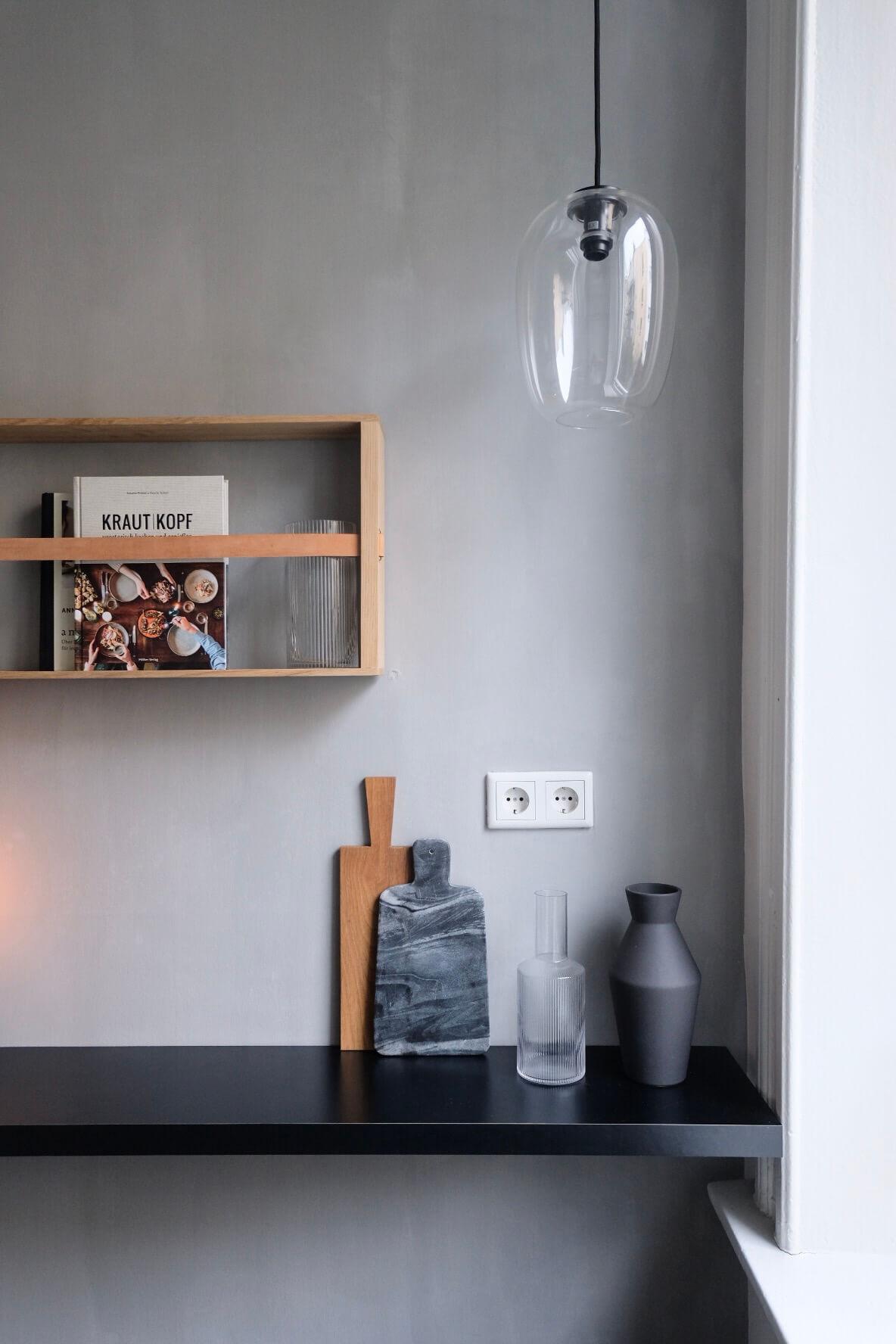 Mein Küchen Makeover mit Kalklitir! | wohn.glück - interior design ...