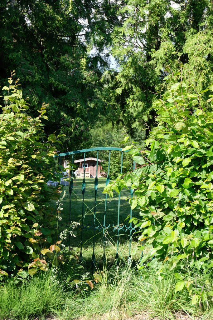 Tor zum Gartenglück