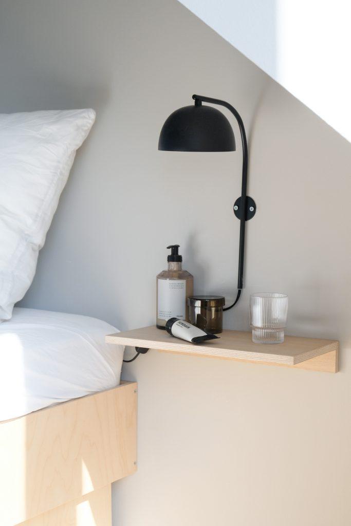 Wohnglück Design Produkte: Wandregal IVY.